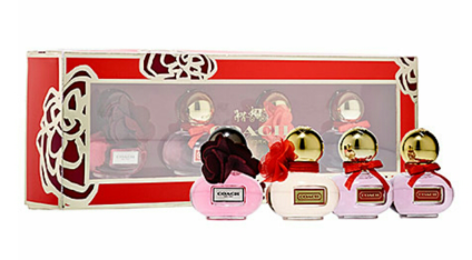 Coach Poppy Deluxe Mini Coffett, $48. Available at sephora.com.