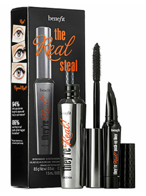Benefit The Real Steal gift set, $24. Available at sephora.com