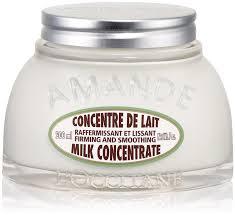 L'Occitane Almond Milk Concentrate.