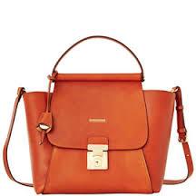 Dooney and Bourke Emilia satchel. Available at dooney.com