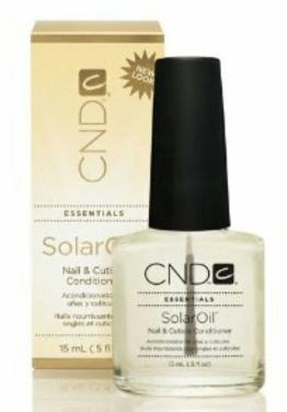 CND Solar Oil.