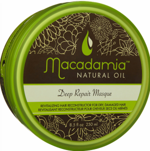 Macadamia Natural Oil, Deep Repair Mask.