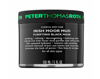 Peter Thomas Roth Irish Moor Mud Purifying Black Mask $58