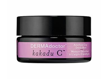 Dermadoctor Kakadu C Amethyst Clay Detox Mask $58
