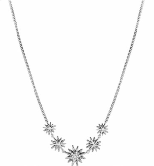 David Yurman Starburst 5 Station Necklace $950