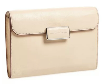 Marc by Marc Jacobs Pegg Leather Clutch $348
