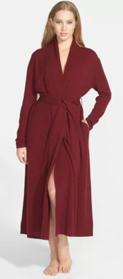 Nordstrom Colllection Cashmere Robe $266