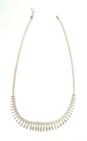 Giani Bernini Sterling Silver Cleopatra Necklace