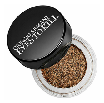 Giorgio Armani Eyes To Kill Silk Eye-Shadow in Copper Black $34