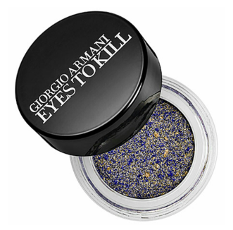 Giorgio Armani Eyes To Kill Silk Eye-Shadow in Blast of Blue $34