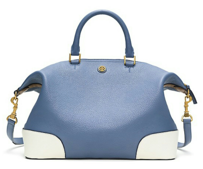 Frances Color-Block Slouchy Satchel $495