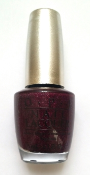 O.P.I Nail Lacquer in Extravagance