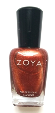 Zoya Nail Lacquer in Autumn