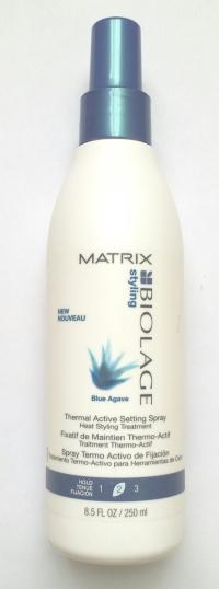 Matrix Biolage Thermal Active Setting Spray