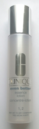 Clinique Even Better Essence in 1,2