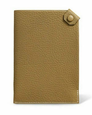 Hermes Tarmac PM Passport Holder $240