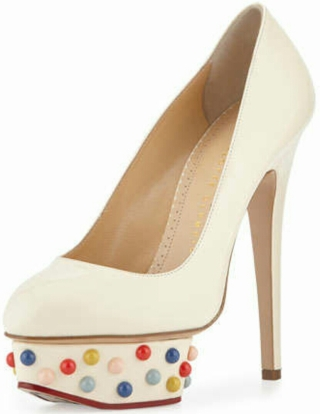 Dolly Studs Platform Pump