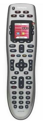 Logitech Harmony 650 * Device Universal Remote $59.99