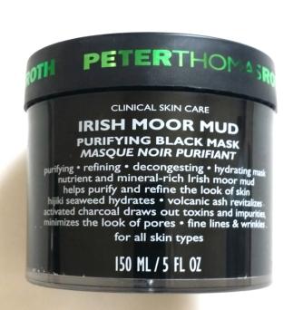 Peter Thomas Roth Irish Moor Mud Purifying Black Mask $58
