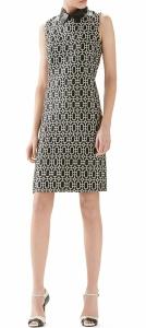 Wool Octogonal Dress