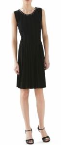 Viscose Stretch Knit Dress