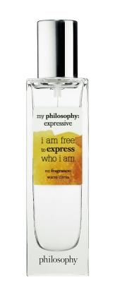 My Philosophy, Expressive