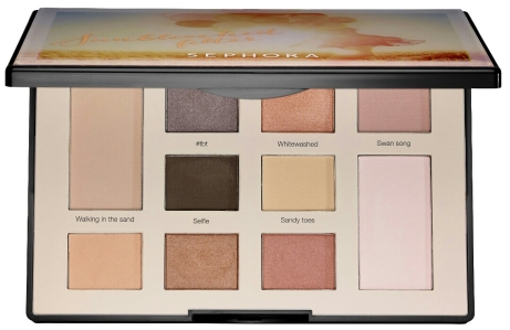 Sephora Collection Colorful Eyeshadow Photo Filter Palette in Sunbleached Filter $32