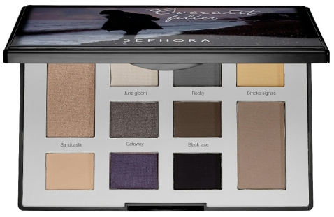 Sephora Collection Colorful Eyeshadow Photo Filter Palette in Overcast $32
