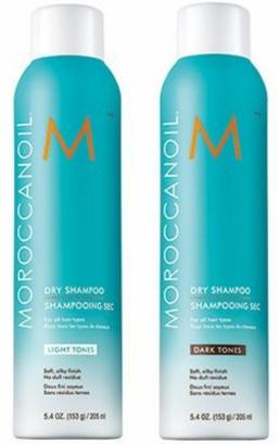 Morrocanoil Dry Shampoo Light and Dark Tones $26
