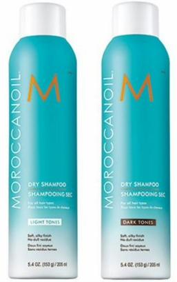 Morrocanoil Dry Shampoo Light and Dark Tones $26