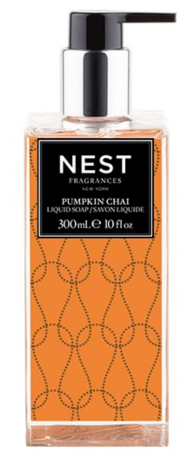 Nest Fragrances Pumpkin Chai Liquid Hand Soap $22