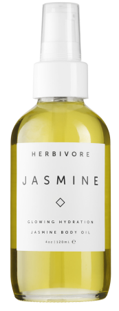 Herbivore Jasmine Glowing Hydration Body Oil $44