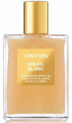 Soleil Blanc Shimmering Body Oil $98