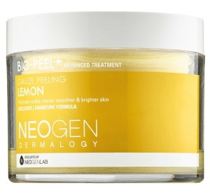 Neogen Dermalogy Bio_peel Gauze Peeling Lemon $27