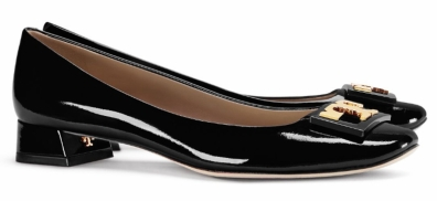 Tory Burch Gigi Pumps in Black $275
