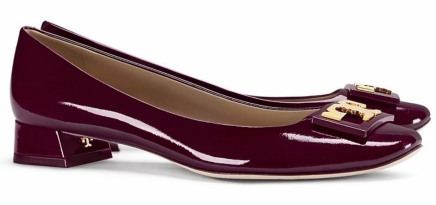 Tory Burch Gigi Pump in Port $275