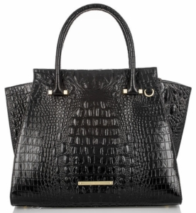 Priscilla Satchel in Black Melbourne $385