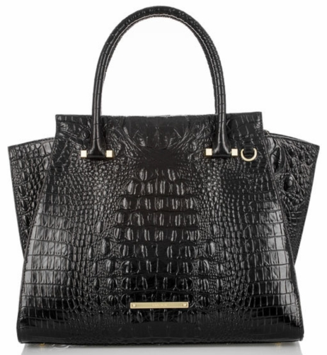 Priscilla Satchel in Black Melbourne $385