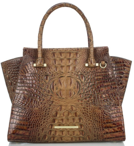 Priscilla Satchel in Toasted Almond Melbourne $385